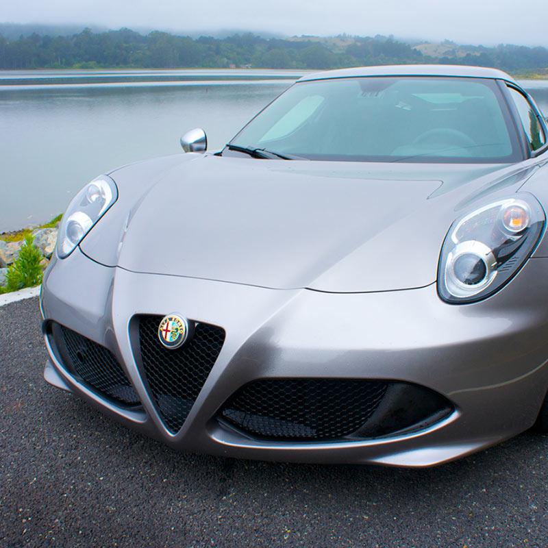 Test Drive: 2015 Alfa Romeo 4C