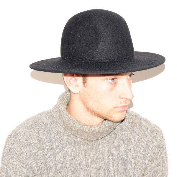 7859a527500 While Pharrell may be able to pull off vintage Vivienne Westwood hats—no  matter how Smokey the Bear they look—those just warming up to headwear  beyond ...