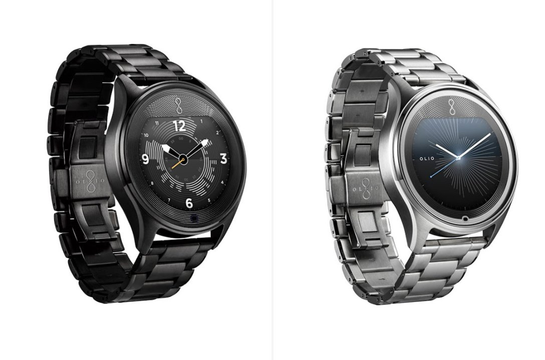COOL HUNTING Olio Model One Smartwatch