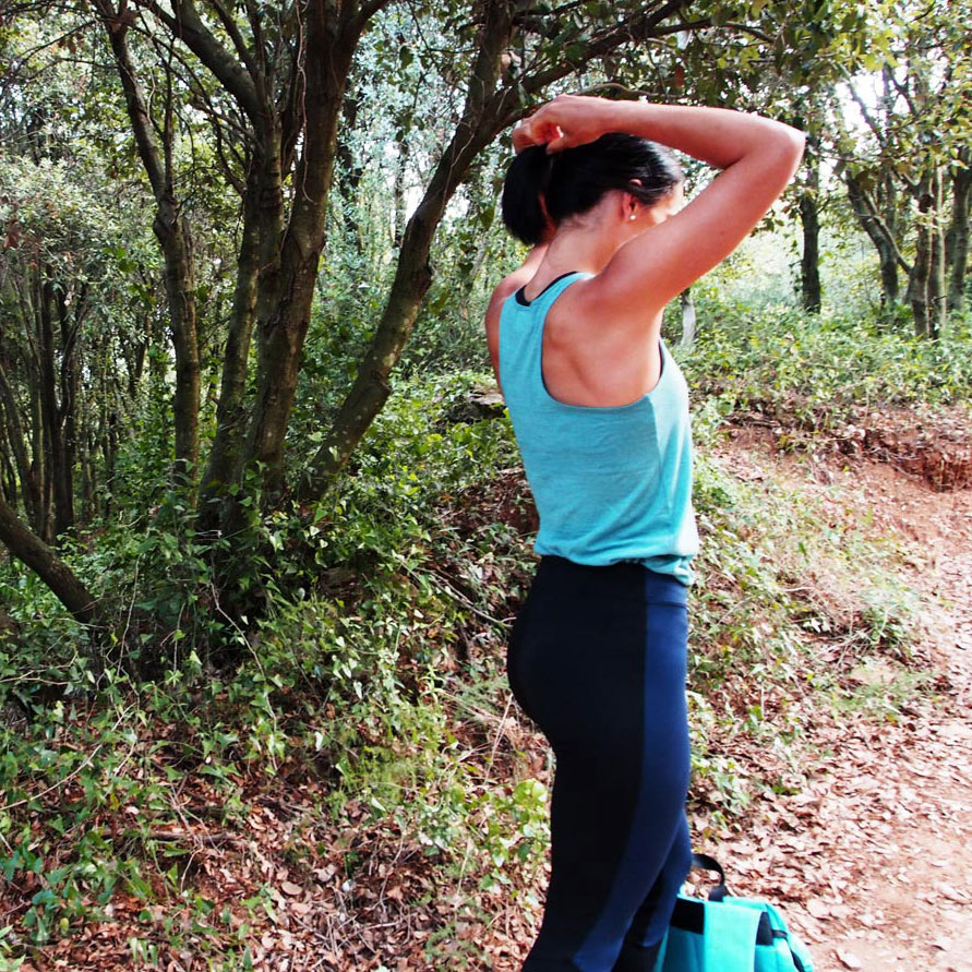 Bowndling Hiking Apparel and Backpacks