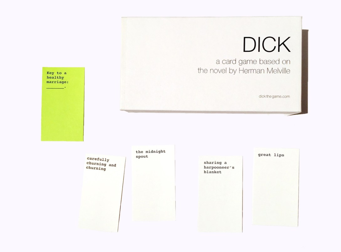 DICK Card Game