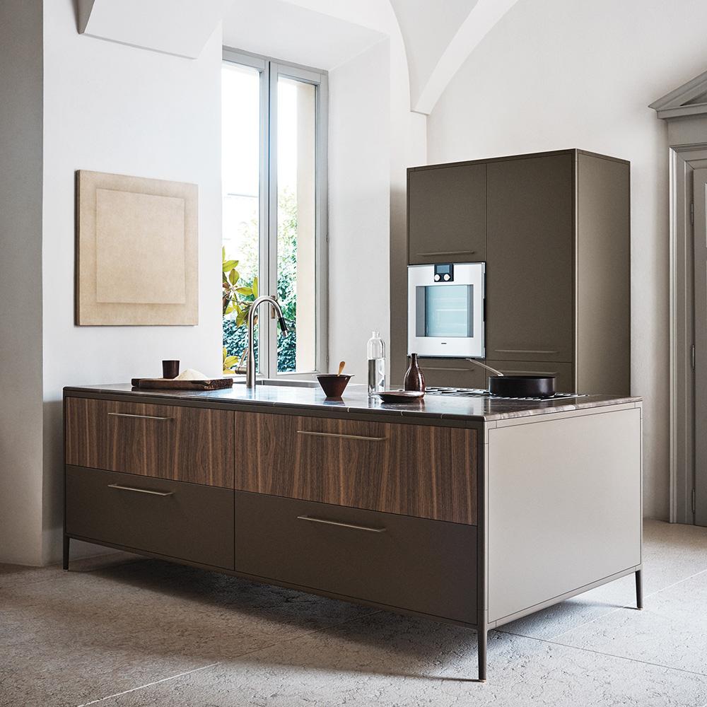 Design Studio Garcia Cumini On Their Cesar Unit Kitchen