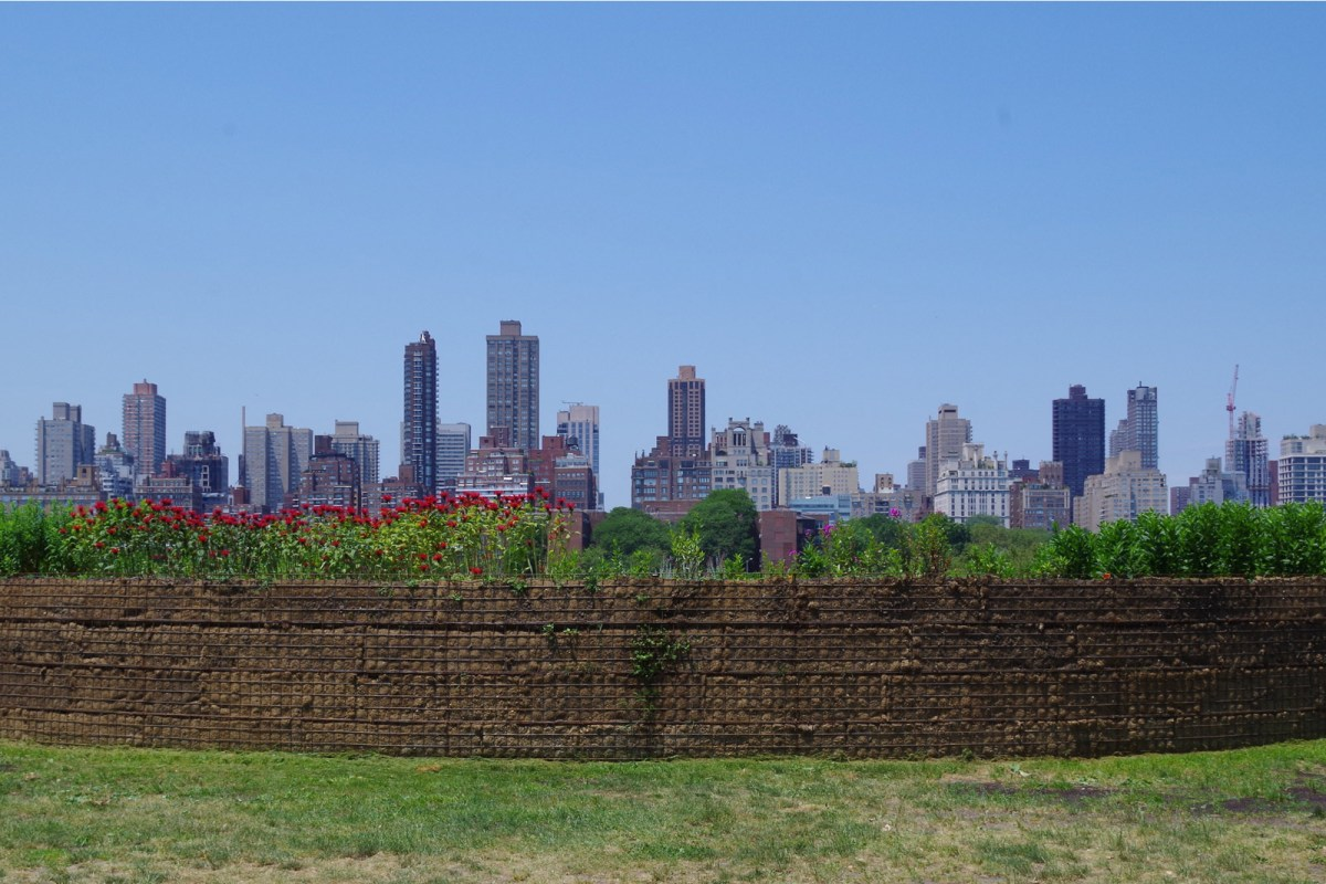 Landmark at Queens' Socrates Sculpture Park - COOL HUNTING