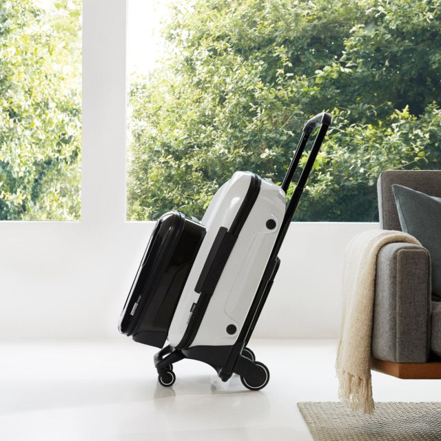 A Modular Luggage System, Bugaboo Boxer