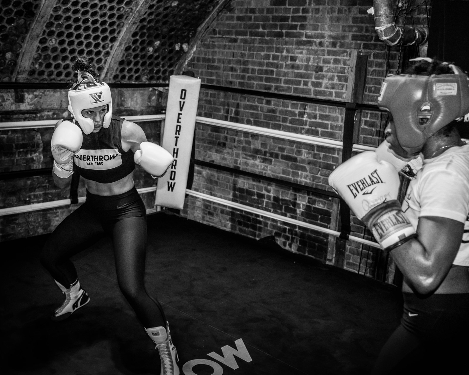 Photographer Jason M Peterson + Overthrow Boxing - COOL HUNTING