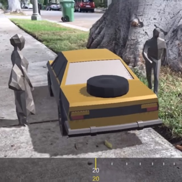 Plan a Photograph Through Augmented Reality