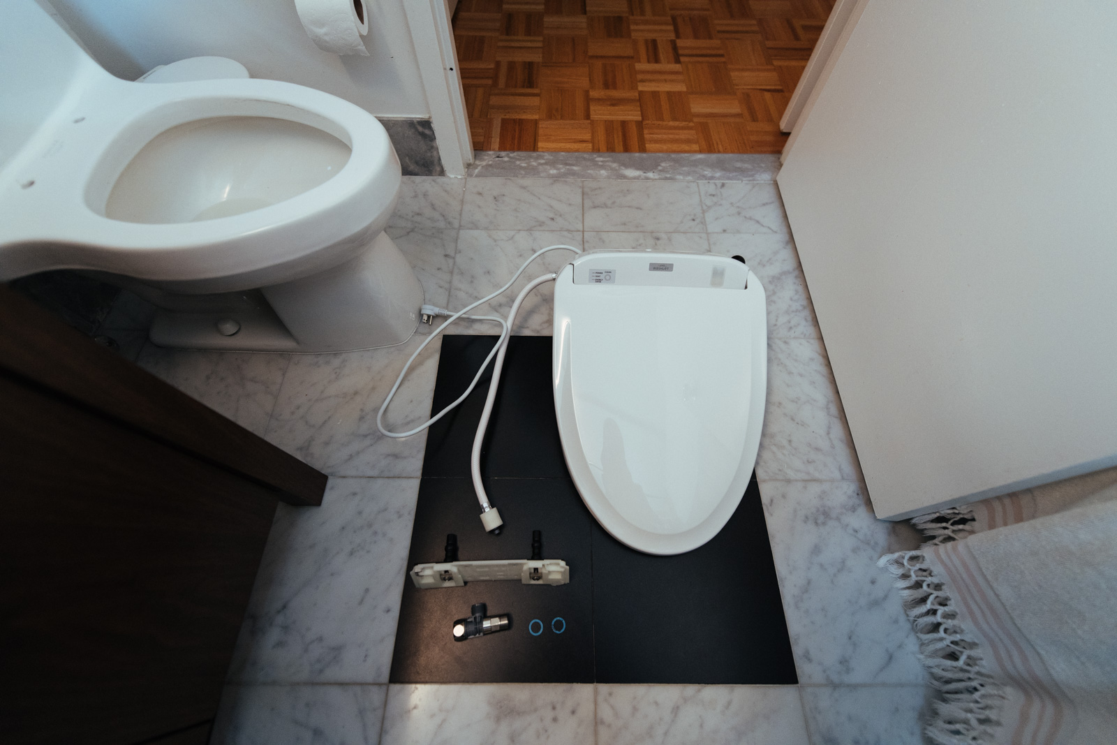 The TOTO Washlet Improves Households One Bathroom at a Time - COOL ...