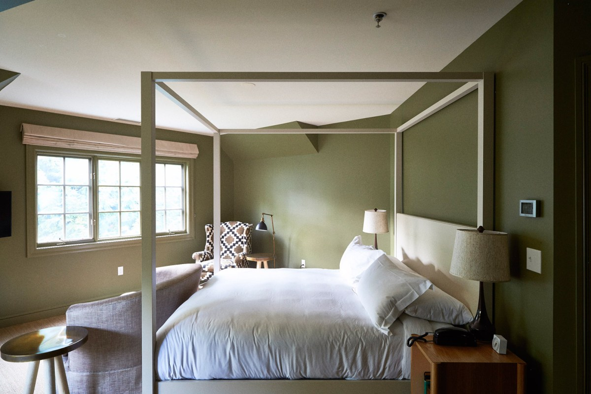 Amenia new york s design hotel troutbeck cool hunting for Design hotel upstate new york