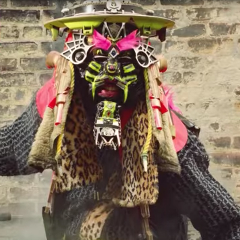 RAMMELLZEE: It's Not Who But What