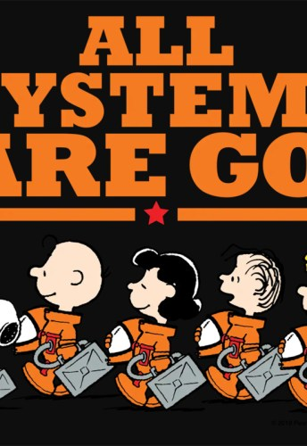 peanuts nasa collaborate once more