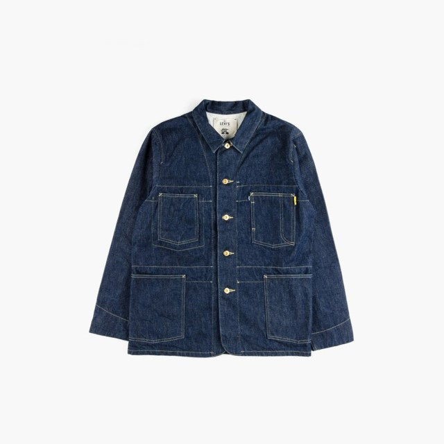 Poggy Sack Coat