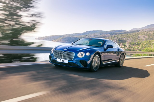 Test Drive: The All-New 2019 Bentley Continental GT
