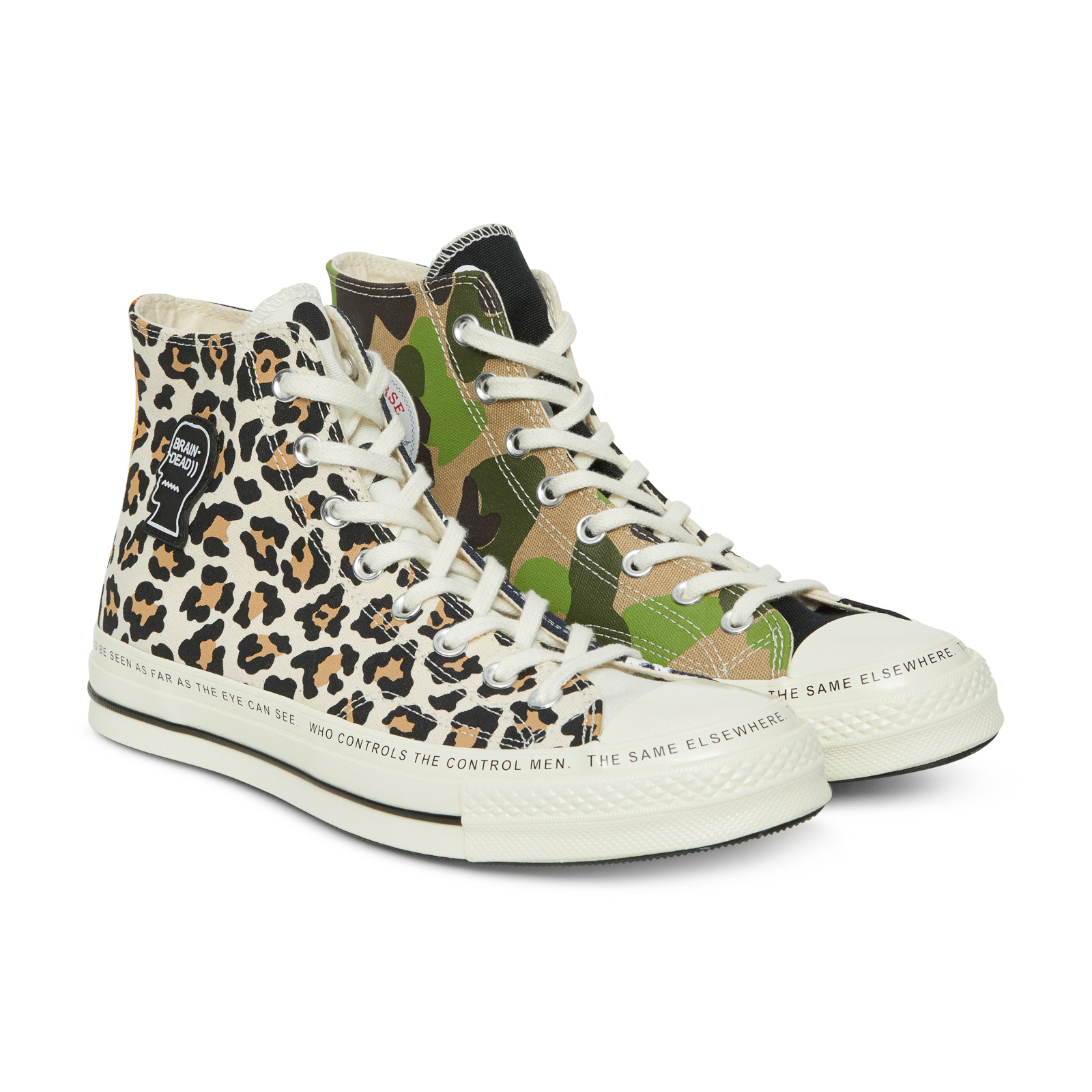Patchwork Chuck 70 High Top – COOL HUNTING