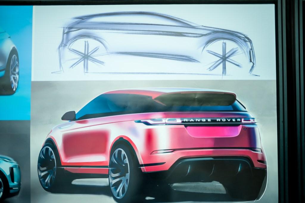 Our Exclusive Insight Into The 2020 Range Rover Evoque S Design