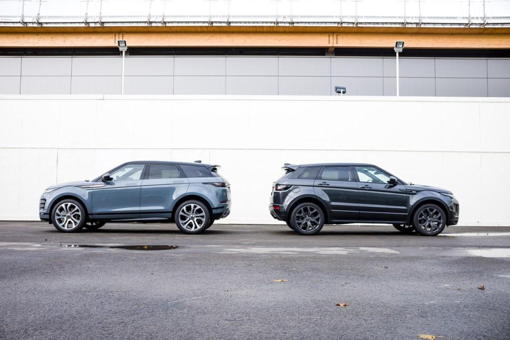 Our Exclusive Insight Into the 2020 Range Rover Evoque's Design