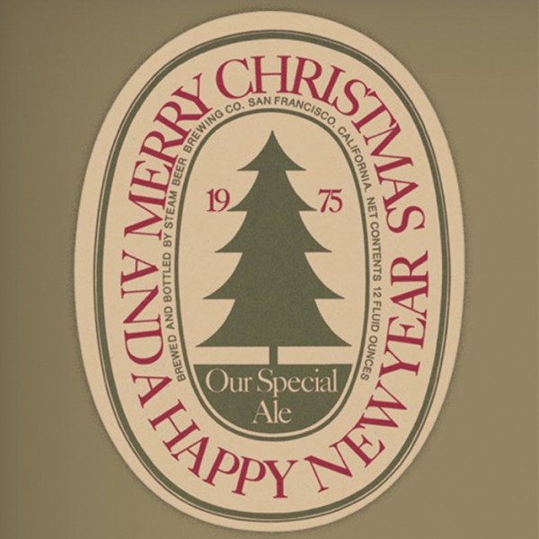 A Visual History of Anchor Brewing's Christmas Beer - COOL