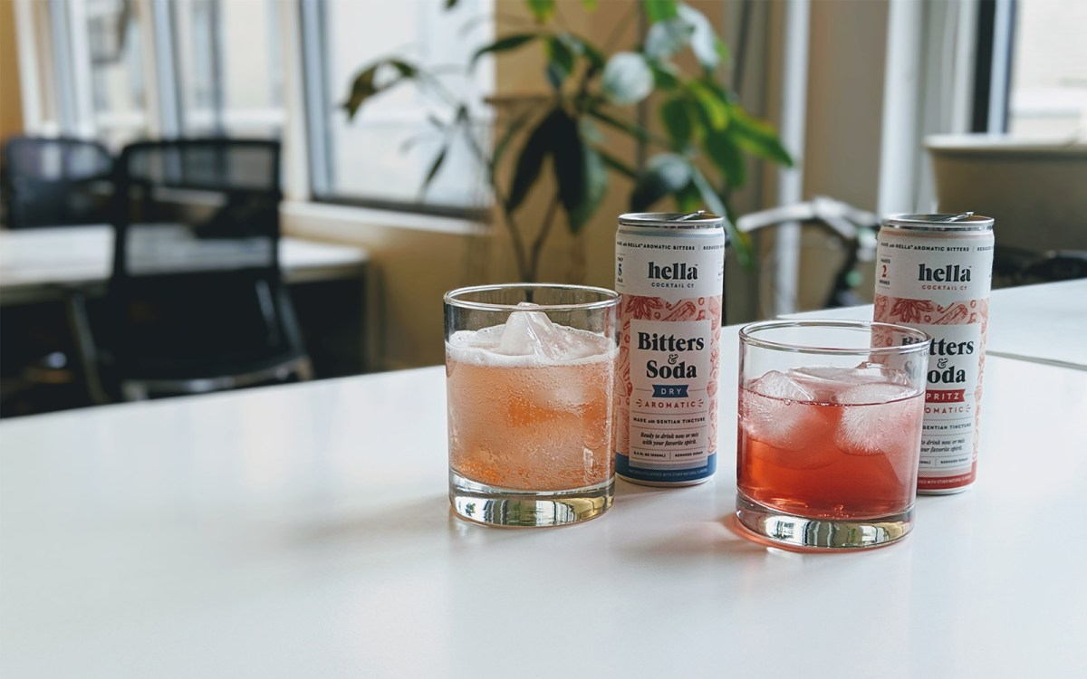 Hella Cocktail Co. Launches Bitters and Soda