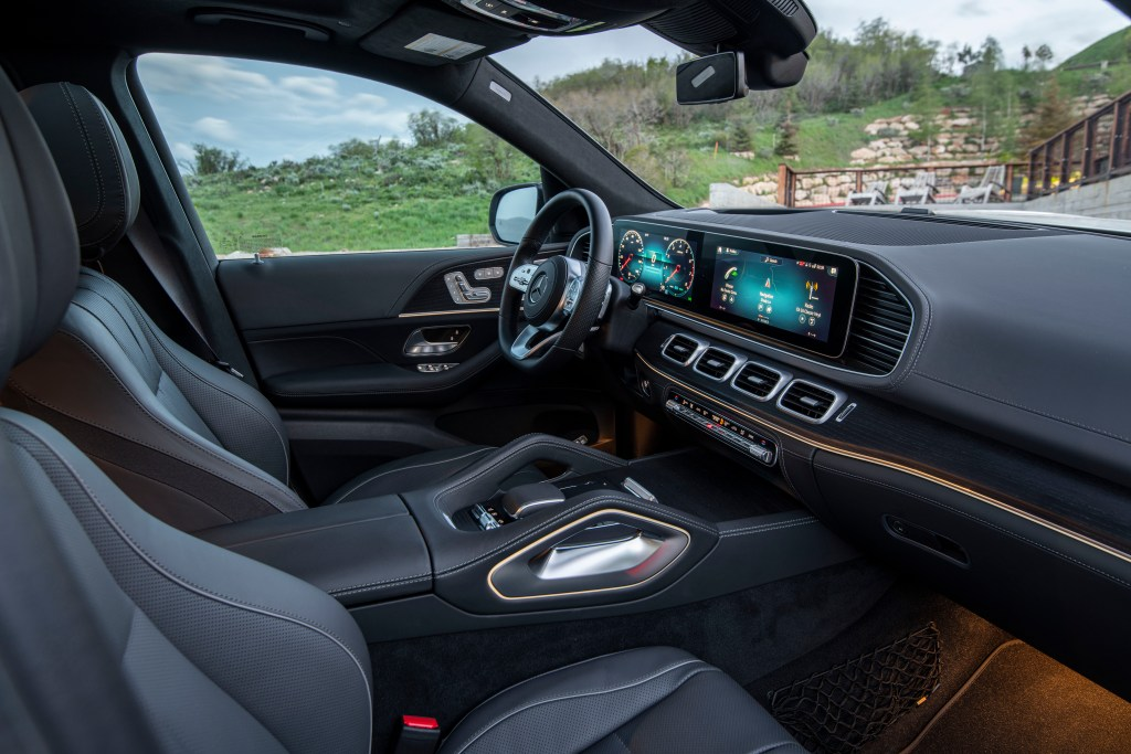 Test Drive: Mercedes-Benz's Spacious New 2020 GLS - COOL HUNTING
