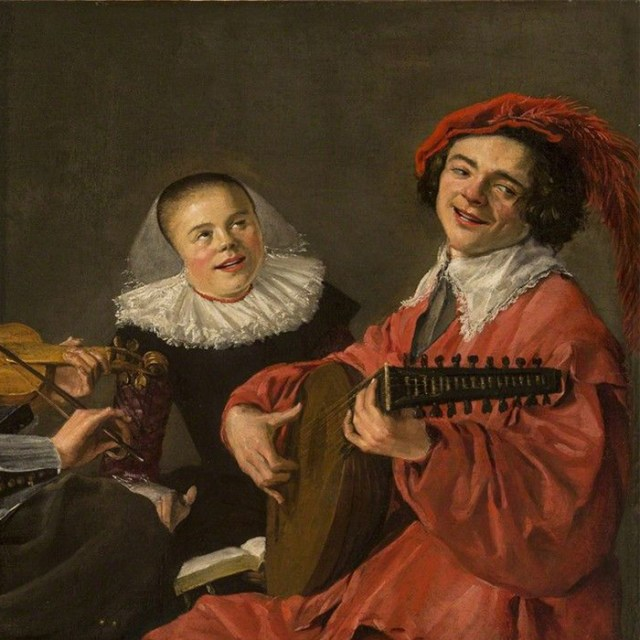 The Elusive Smile in Art History