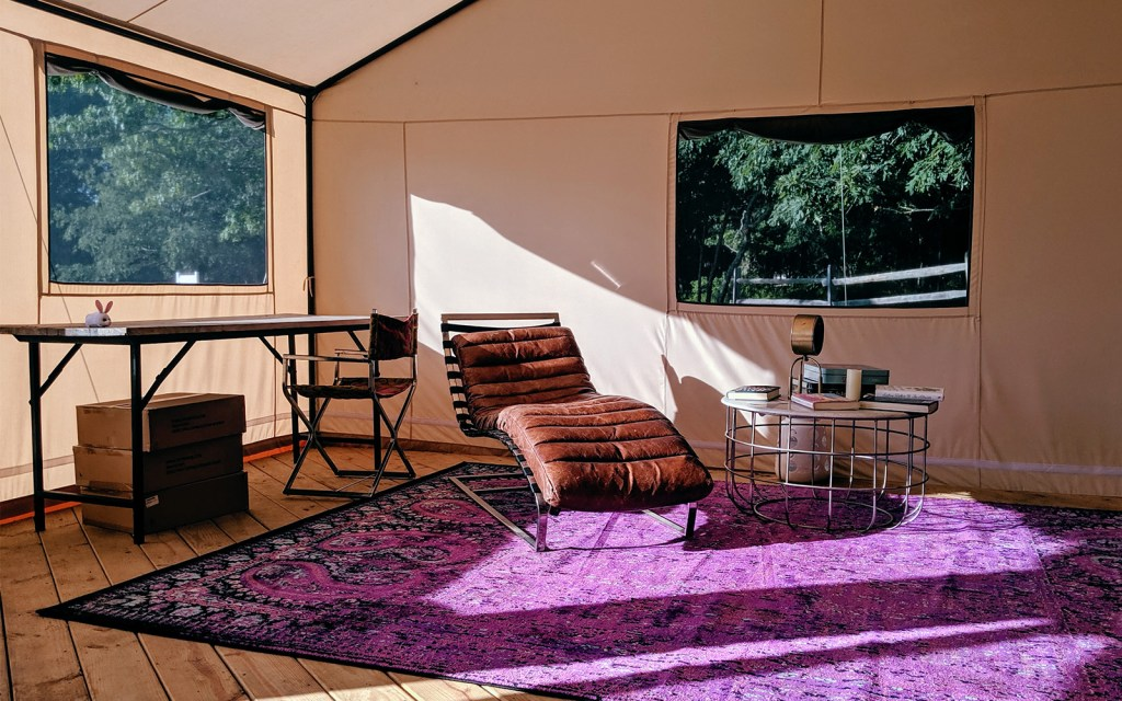 Terra Glamping Spoils Guests With Natural Splendor Cool