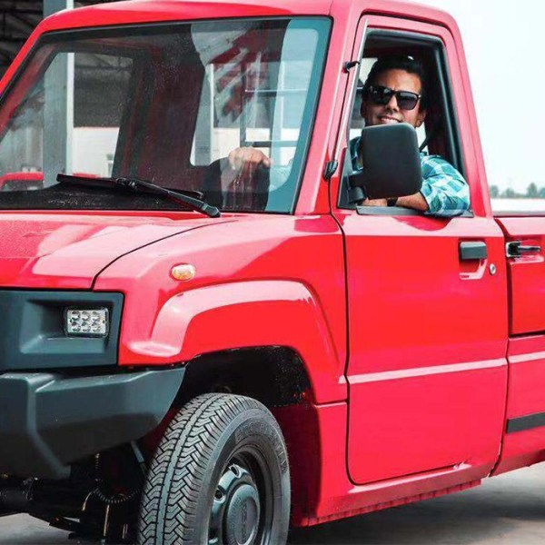 Kaiyun Motors' Pint-Sized Electric Pickup Truck - COOL HUNTING