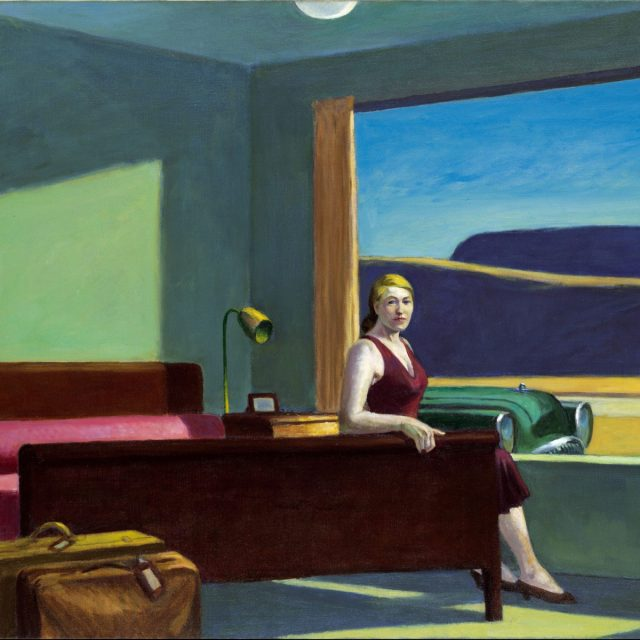Spend the Night in an Edward Hopper Painting