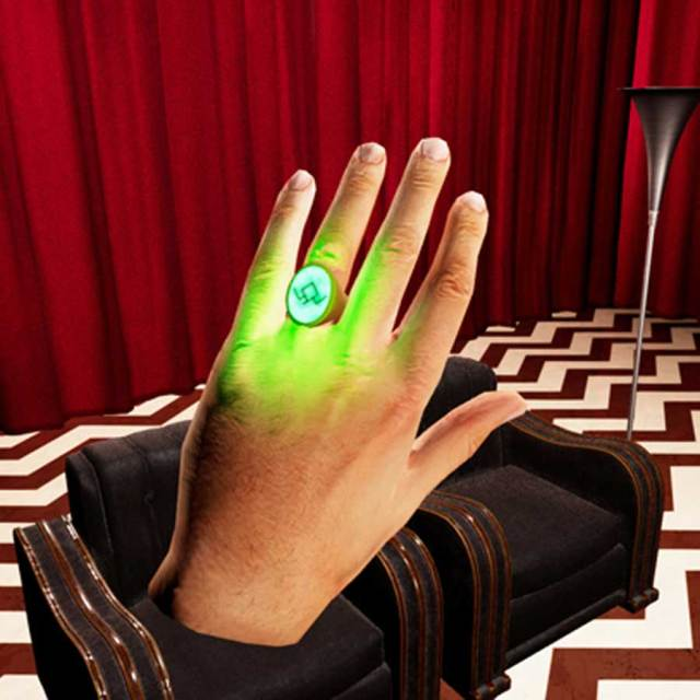 David Lynch's Twin Peaks VR Game