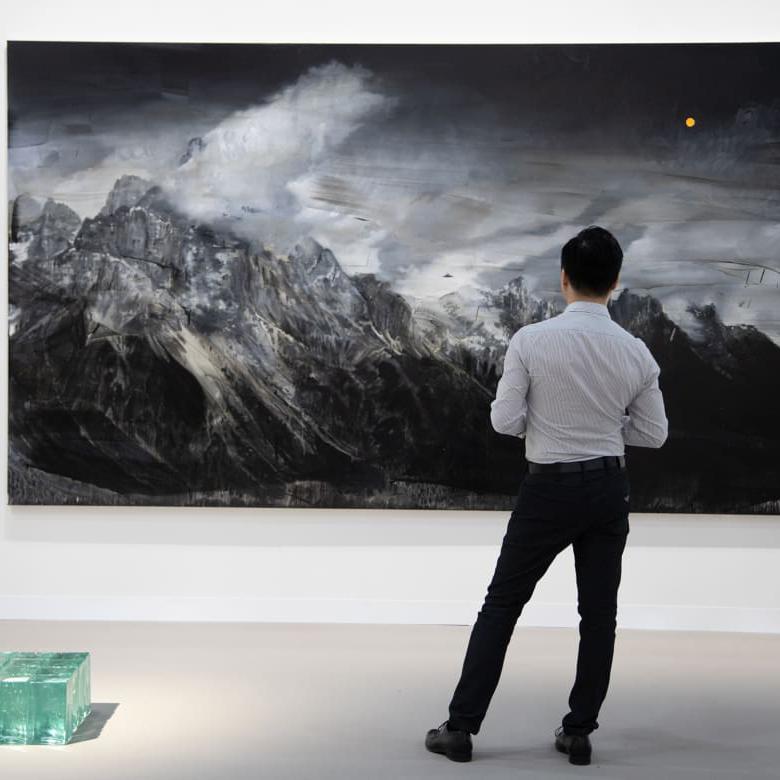 Art Basel Hong Kong's Online Replacement