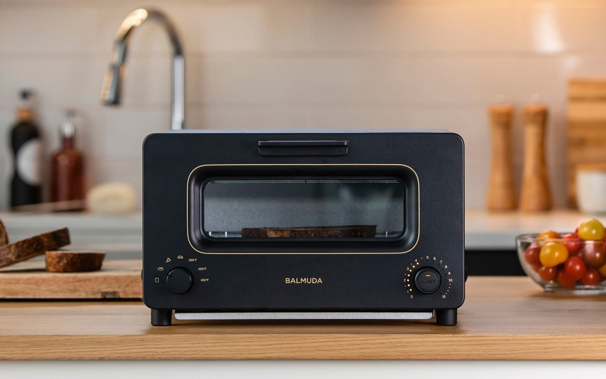 Balmuda's Steam Toaster Debuts in the US – COOL HUNTING®