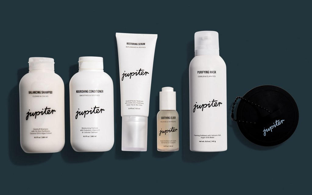 Jupiter S All Encompassing Anti Dandruff Hair Care Collection Cool Hunting