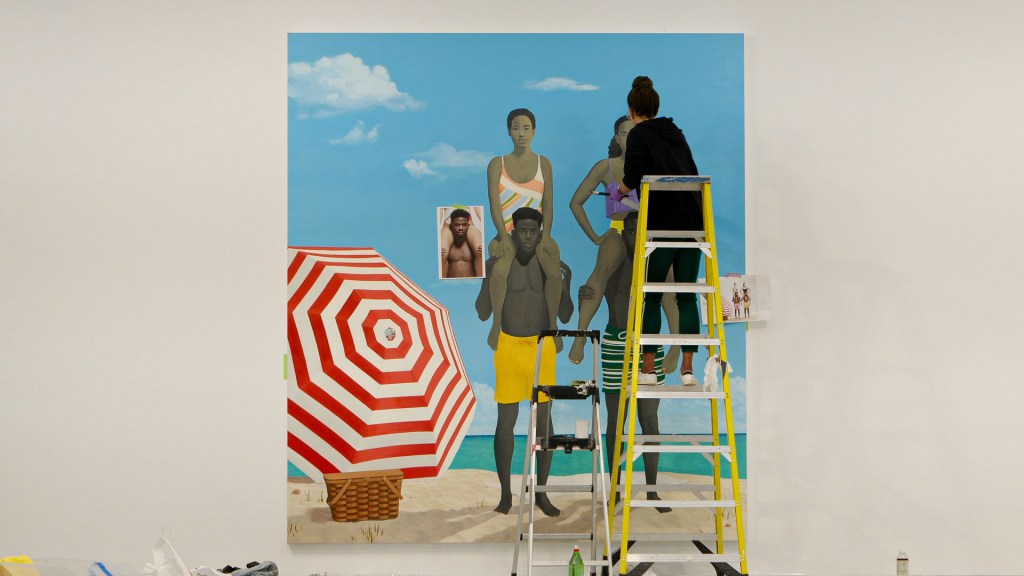 "Director Sam Pollard's ""Black Art: In The Absence of Light ..."