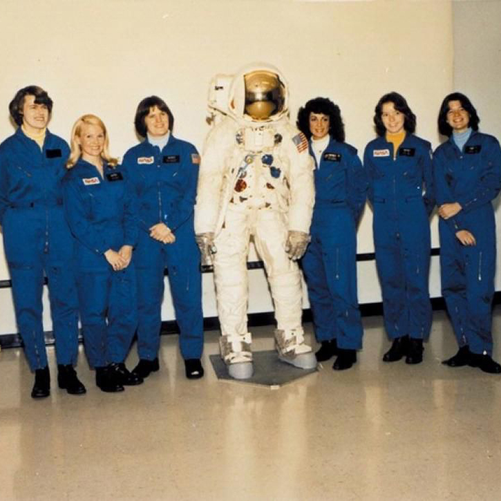 Gender Inclusive Language in Space