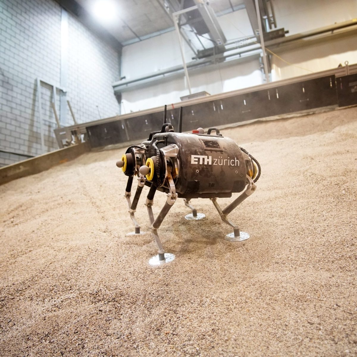 SpaceBok, the Robot Being Designed to Walk on Mars