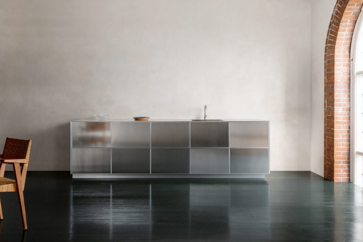 Reform + Jean Nouvel's Dazzling Kitchen Design Tells A Story Of Life
