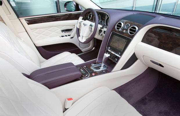 Test Drive 2014 Bentley Flying Spur Cool Hunting
