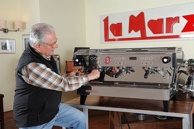Interview: Kent Bakke of La Marzocco