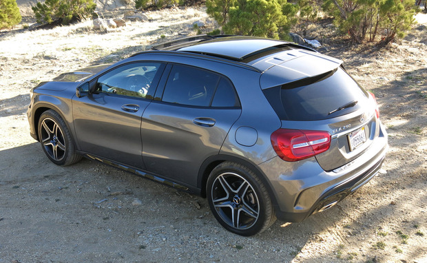 Test Drive: 2015 Mercedes-Benz GLA - COOL HUNTING