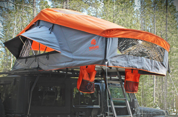 Three Rooftop Tents For Summer Adventures Cool Hunting