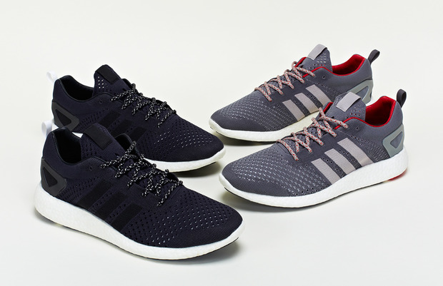 differently top quality huge discount Adidas Consortium FW '14 Primeknit Pure BOOST - COOL HUNTING