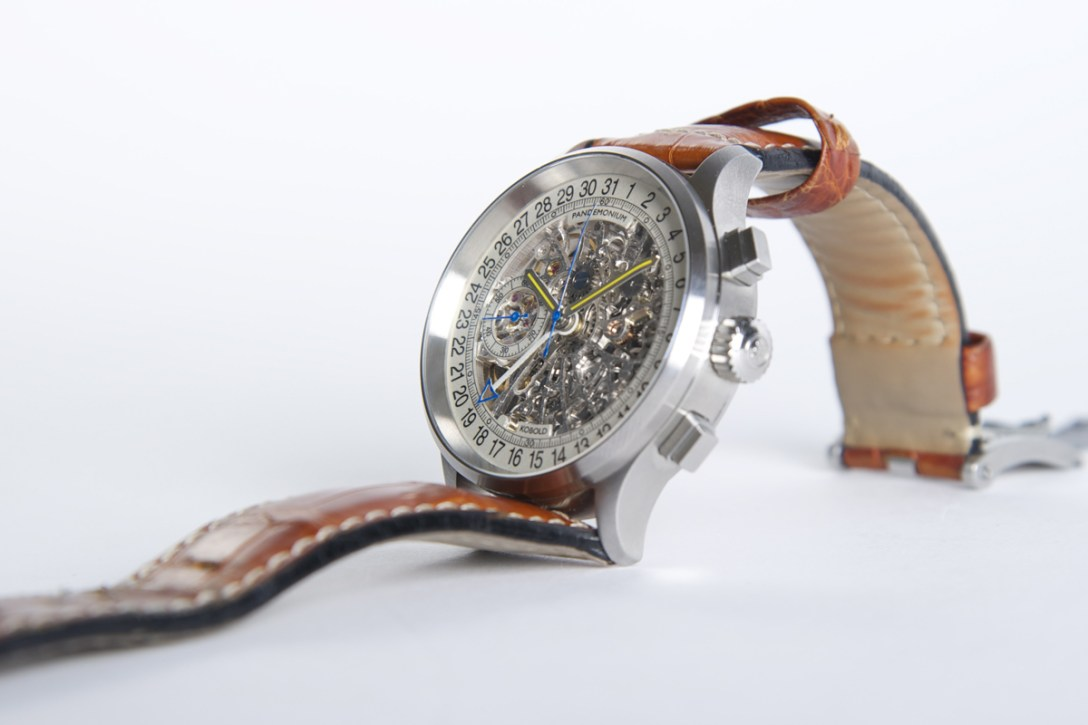 Kobold's Skeletonized Pandemonium Watch