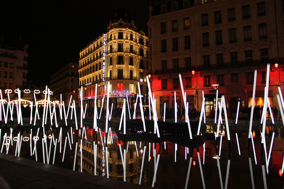 2014 Festival of Lights, Lyon