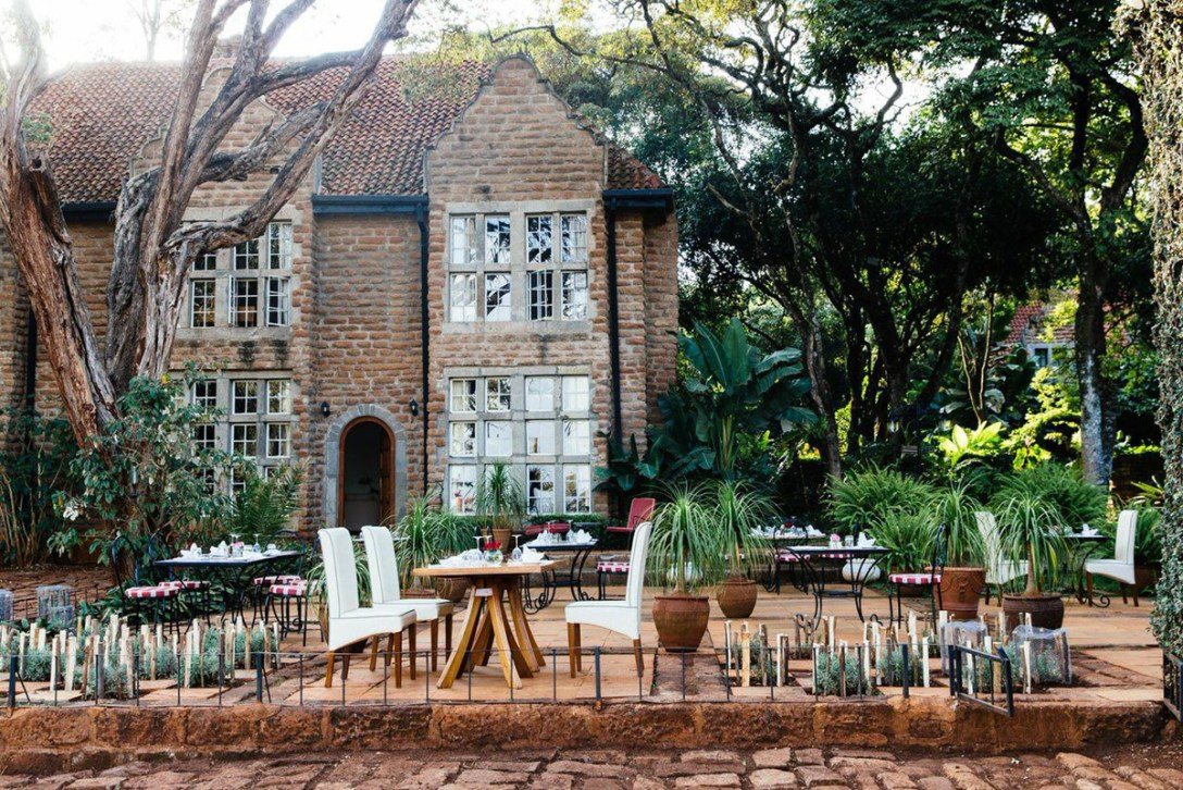 Giraffe Manor, Nairobi - COOL HUNTING