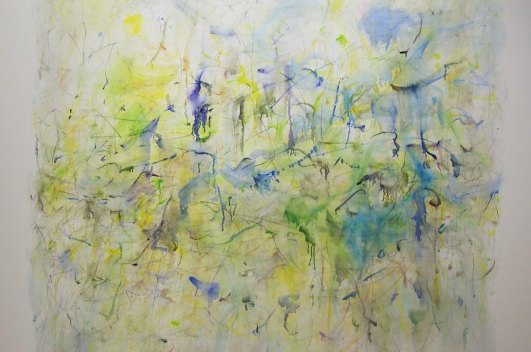 Miami Art Week 2014: Smears, Swipes and Strokes