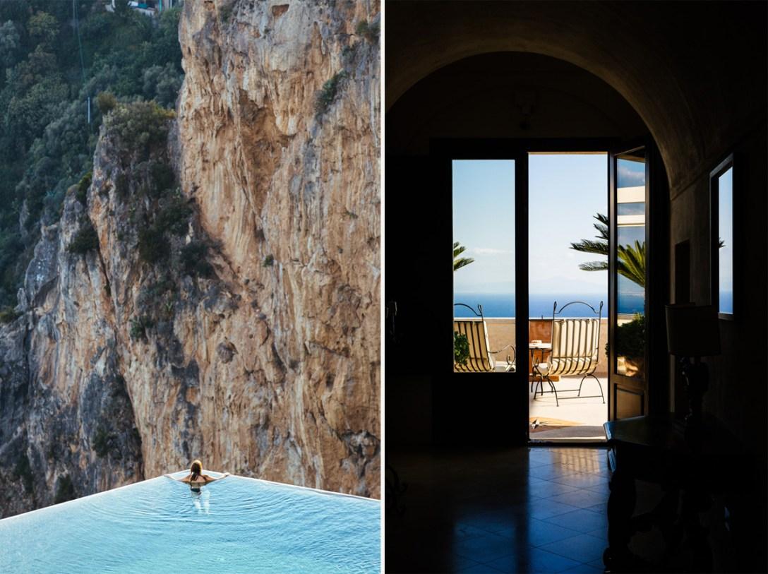 Monastero Santa Rosa Hotel and Spa on the Amalfi Coast