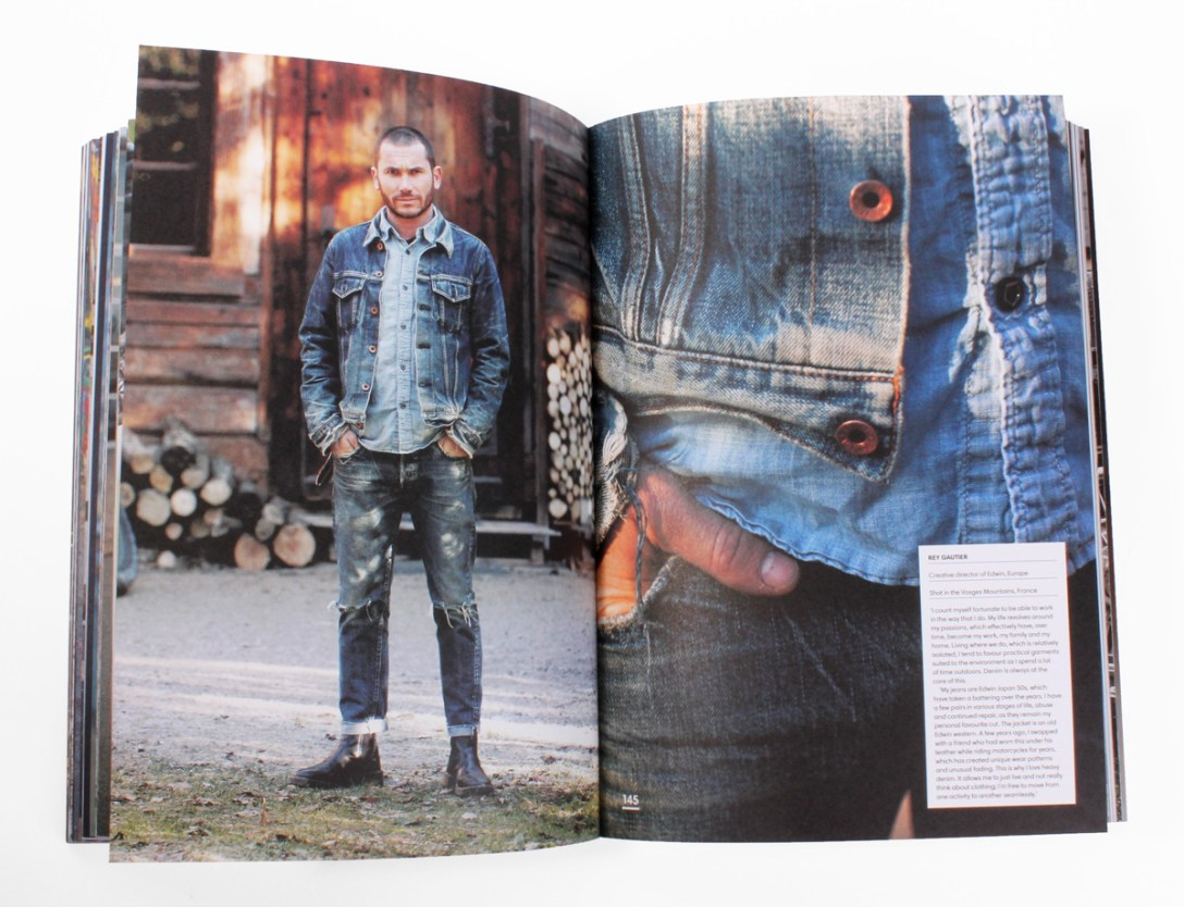 Denim Dudes: A Book About Men and Their Jeans