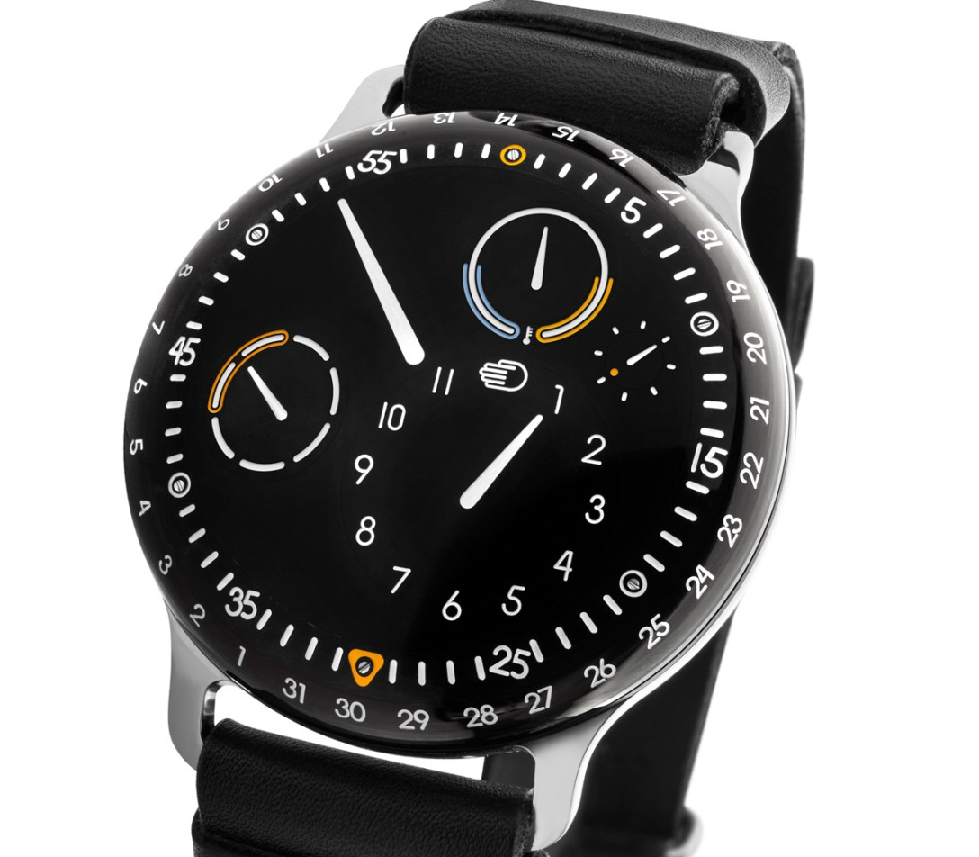 Ressence Type 3 >> The New Ressence Type 3 Wristwatch Cool Hunting