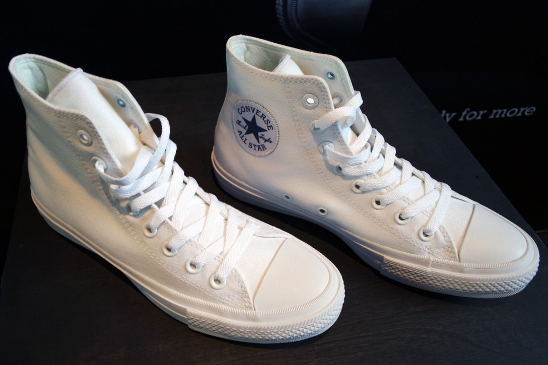 ec190b63942 Converse Unveils the Chuck Taylor All Star II - COOL HUNTING