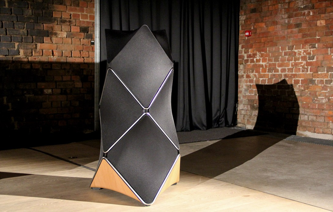 how bang olufsen s beolab 90 became a reality cool hunting. Black Bedroom Furniture Sets. Home Design Ideas