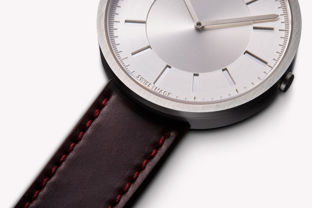 Uniform Wares + MoMA Limited Edition Watch