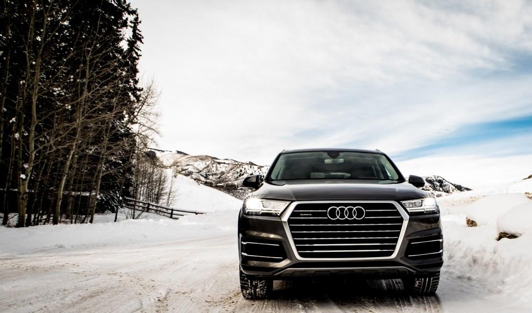 Test Drive: 2016 Audi Q7